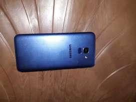 Samsung j6 infinity.