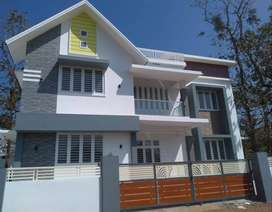 AN ATRACTIVE NEW 4BED ROOM 1800SQ FT 5CENTS HOUSE IN MANNUTHY,TSR