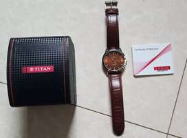 Titan unused watch for sale(Gift received from my friend).