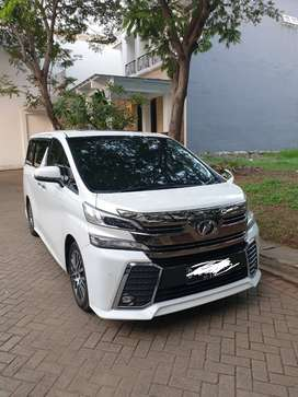 Toyota Vellfire 2016 ZG25L Low KM Perfect Condition