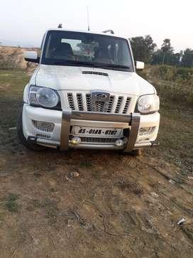 Mahindra Scorpio VLX 2WD BS-III, 2009, Petrol