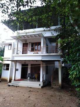 House for rent at kanjirappally