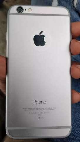 Screen broken sirf  iphone 6