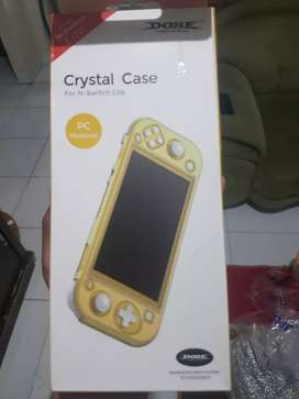 Dobe Crystal Case Nintendo Switch Lite