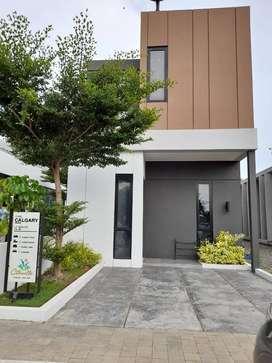 Rumah 2 Lantai Murah-Elegant Residences Connect With Nature- Dekat BSD