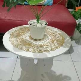 Coffee table aestethic cocok untuk rumah kantor toko ruko kontrakan ko