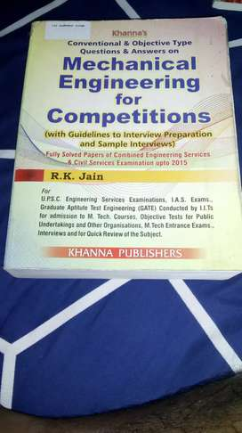 Machanical Engineering For  Competition