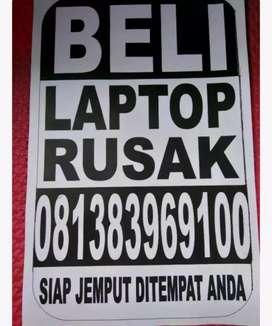 Dibeli LAPTOP/CPU/TV  LED (RUSAK)