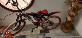 Electric bicycle 36v 250w with gear