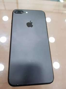 Iphone 7 plus (128 GB) price 50,000 PKR.