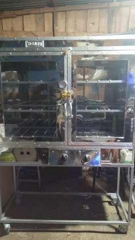 Oven gas kue RIGATH
