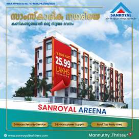 K-RERA APPROVED FLAT FOR SALE IN THRISSUR