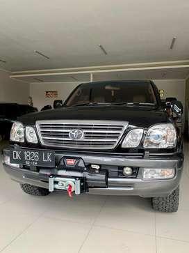 Toyota Landcruiser Cygnus 2005