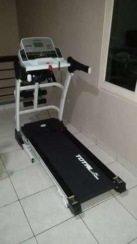 TL 630 Treadmill ELektrik mesin 2 hp