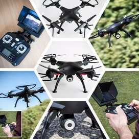 Drone T-Series T70 FPV (Black)