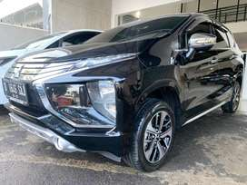 Mitsubishi Xpander AT Ultimate Black 2018 km10rb antik!!