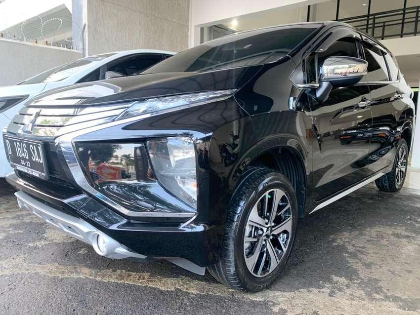 Mitsubishi Xpander AT Ultimate Black 2018 km10rb antik!!