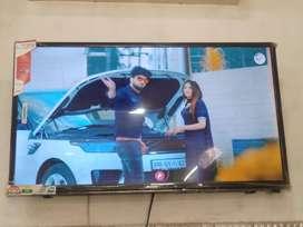 latest sony 40 inch   normal slim flat 1080p led tv 1 year warranty