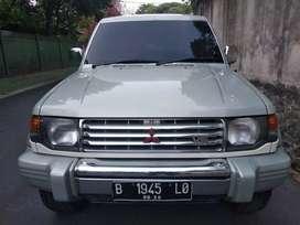 Mitsubishi Pajero V6 3.0 4x4 manual tahun 1995