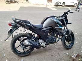 A1 condition bike FZs For money