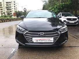 Hyundai Elantra 1.6 SX Optional Automatic, 2017, Diesel