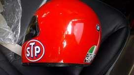 Helm Honda Merah Ferari