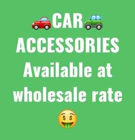 ALLbCar accessories in wholesale rate