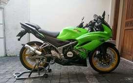 Kawasaki Ninja rr 2013