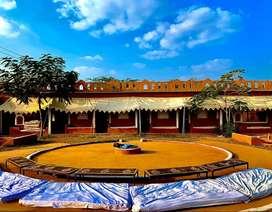 Resort for Sell in Pushkar Rural
