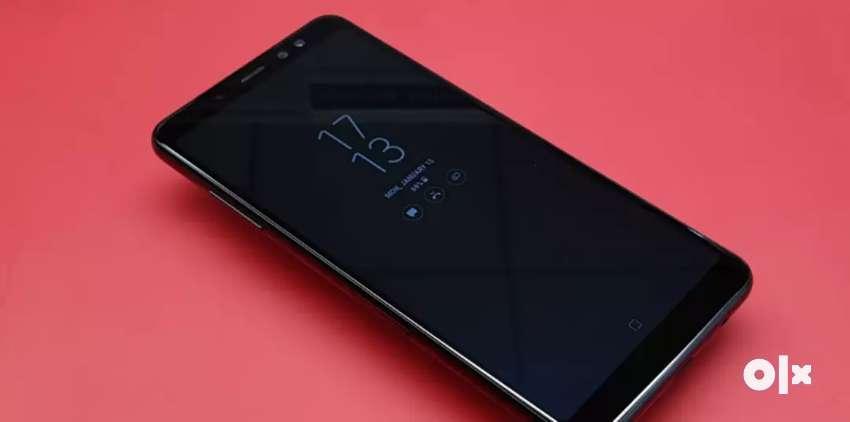 Samsung A8 plus 0