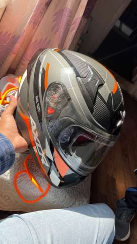 Axor Apex Helmet with cover