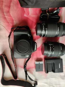 Canon 1300 d rarely used brand new condition