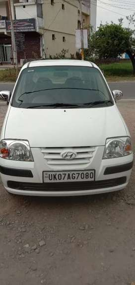 Hyundai Santro top model good condition with four poerwindows whit car