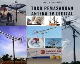 Spesialis Jasa Pasang sinyal Antena Tv Digital