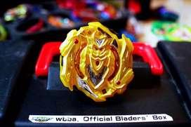 Gold Cho-Z Achilles Beyblade Burst Turbo