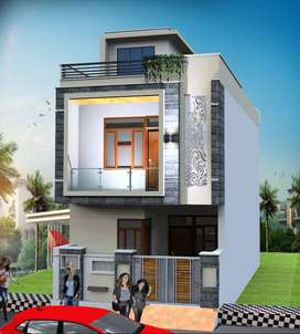JDA Approved 3 BHK Semi Furnished Duplex Villa In Gated Township