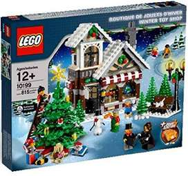LEGO WINTER SERIES (BOX MASIH SEGEL)