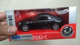 Toyota 86 welly collection