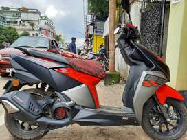 My scooty is on sale.