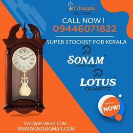 Wall Clock Manufacturers Distributors Suppliers Dealers All India