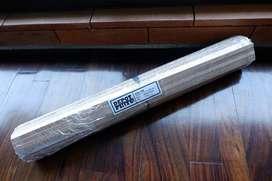 Stik polos 7 x 7 x 500mm - Kayu Meranti Super -  Craft Woodworking