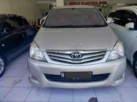 Toyota kijang Innova G dsl manual Tahun 2011 siap pakai