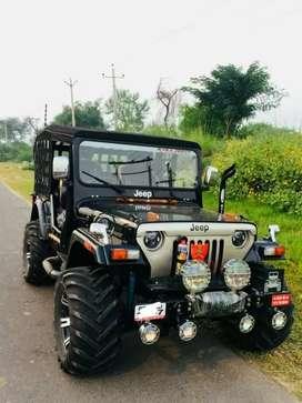 Guru nank Jeep modified in Punjab