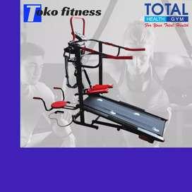treadmill manual 6f TL 004 total fitnes H-921