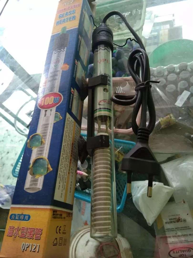 Heater penghangat aquarium 0