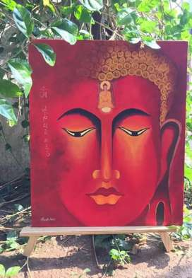Budhha Spiritual art