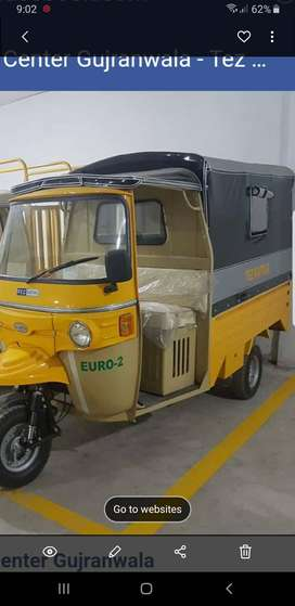 Tez raftar rickshaw applied for
