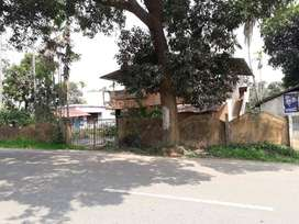 COMMERCIAL PLOT FOR SALE IN KAKKAVAYAL,NH FRONTAGE-WAYANAD