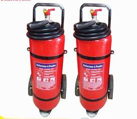 tabung tolley Delta Fire 90 Kg DRY CHEMICAL POWDER bersertifikat