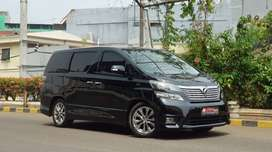 Toyota Vellfire 2.4 Z PS Full Option 2011 LIKE NEW
